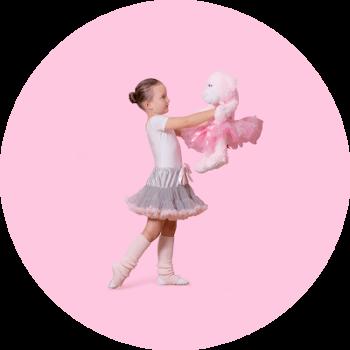 Balet dla małych dzieci