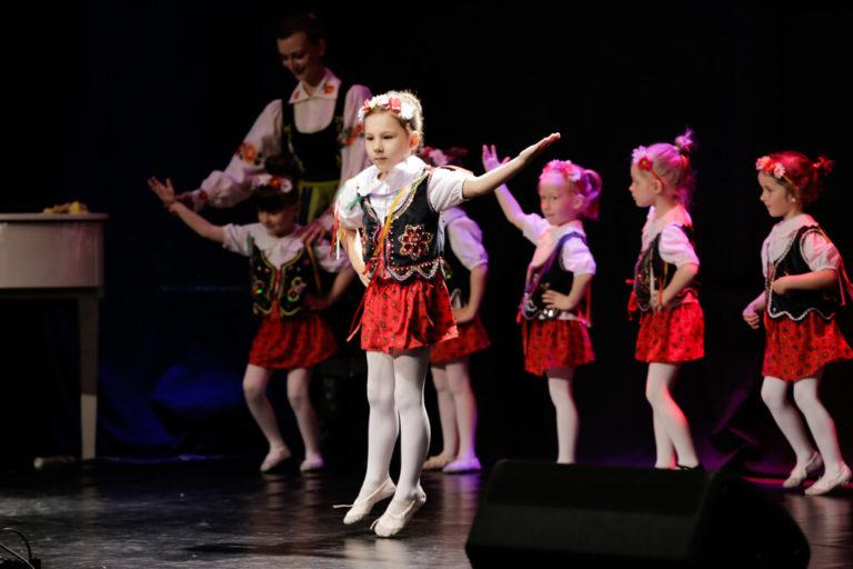koncert edukacyjny Piękna nasza Polska cała