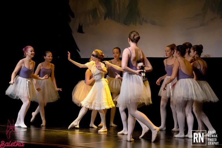 Balet dla dzieci - Opowieści Królowej Śniegu