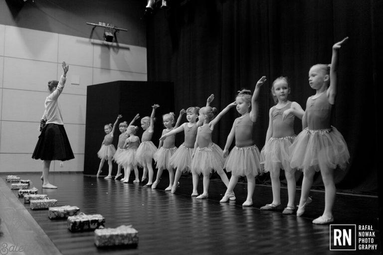 baletowy koncert świąteczny