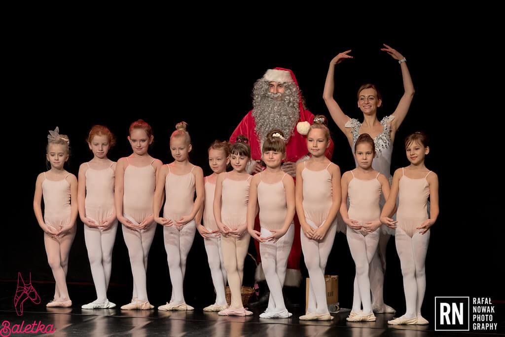 koncert świąteczny Baletka