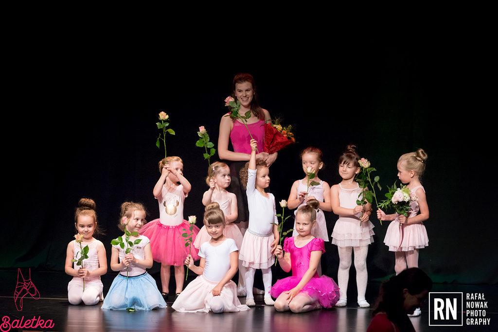 zakonczenie roku baletowego