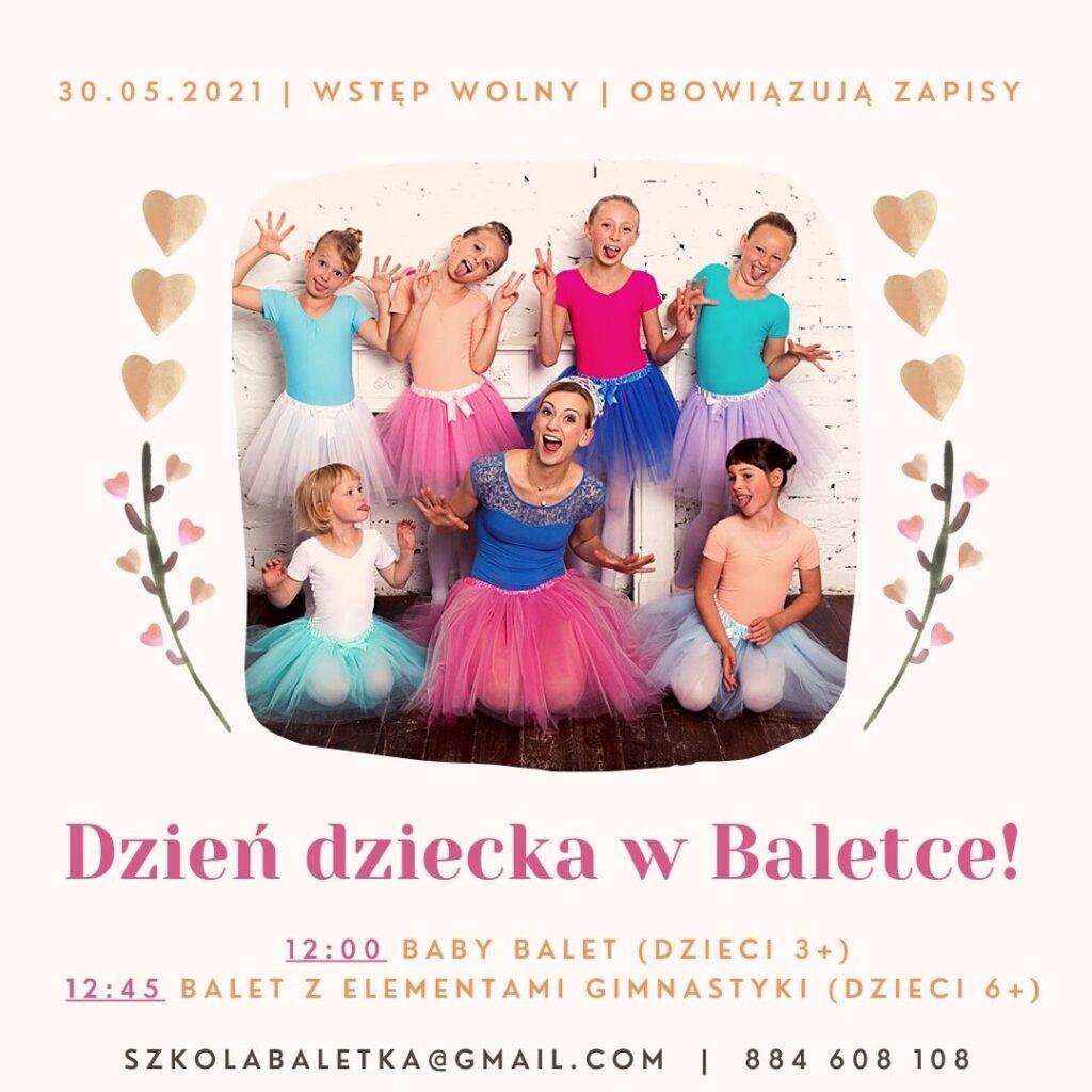 Dzień Dziecka w Baletce